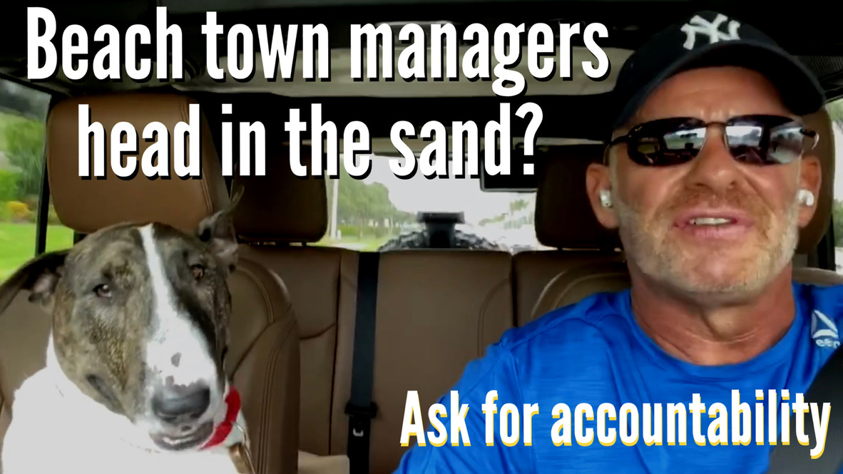beach town managers
